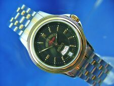 Vintage Retro West End Watch CO Sowan Automatic ETA 2836-2 Watch NOS 1990S Swiss