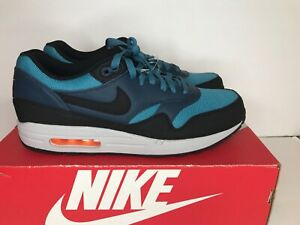 Details about Nike Air Max 1 Essential Stratus Blue 537383 402 Men's Running Shoes Size 10.5