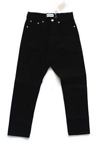 32w Han Drop Black Crotch Jeans 30l Kjobenhavn FXq4X0