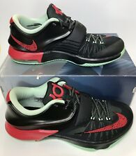 13105c52826e item 6 Nike KD VII 7 Good Bad Apple Black Red Mint Green 653996-063 Men s  9.5 -Nike KD VII 7 Good Bad Apple Black Red Mint Green 653996-063 Men s 9.5