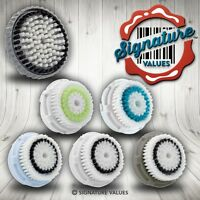 Clarisonic Compatible Replacement Brush Heads Mia Pro Plus Mia2 Aria Facial 2 Pk