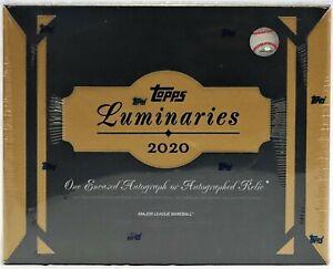 2020-Topps-Luminaries-Baseball-Hobby-Box