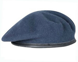 NEW-High-Quality-Royal-Air-Force-RAF-Beret-All-Sizes-Regiment-Pilot-Aircrew