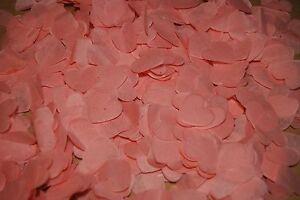 PINK-Wedding-Confetti-Love-Hearts-Bio-Degradable-Choose-the-amount-CONES