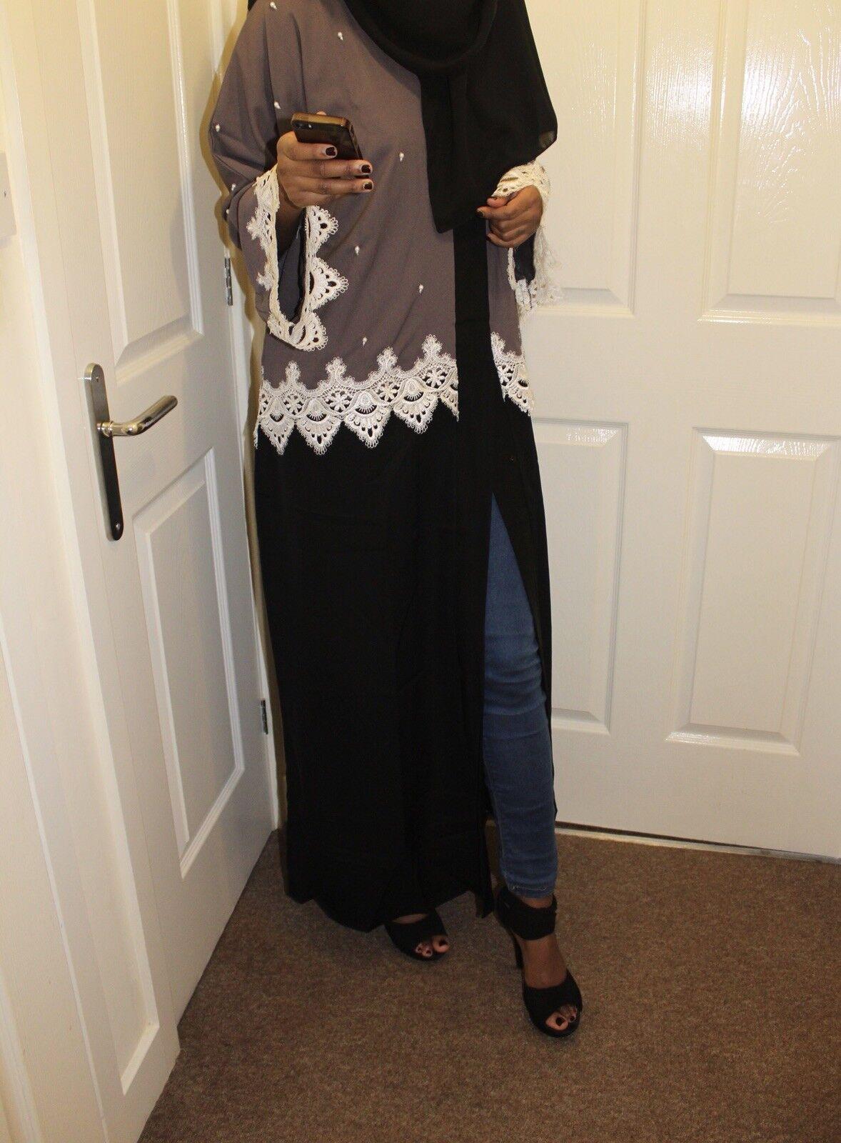 Kimono Abaya - Size 60