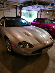 2001 Jaguar XKR XKR Supercharged