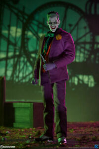 Sideshow-Joker-DC-Batman-1-6-Sixth-Scale-Figure-double-Boxed-Brand-NEW-EN-STOCK