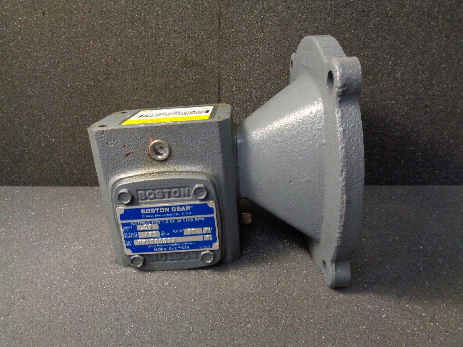 BOSTON GEAR ER-B ERB .33 1//3 H.P 115//230V 34F52-5507 1 PH  ELECTRIC MOTOR NIB