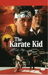 Chad-McQueen-Autograph-Signed-11x17-Photo-Karate-Kid-034-Dutch-034-JSA-COA