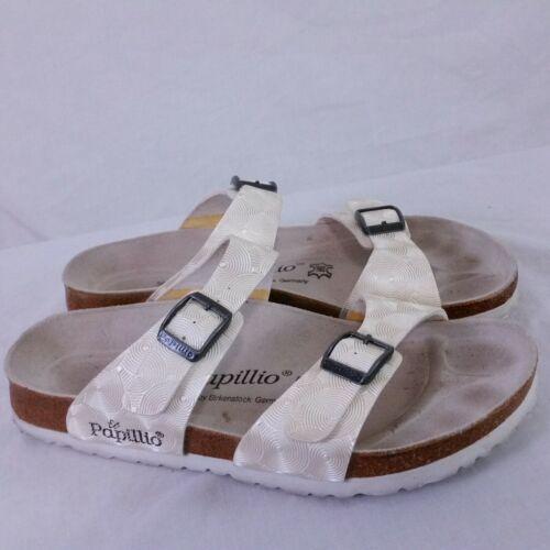 Papillio Birkenstock Sandals Swirl Flip Flop Beach