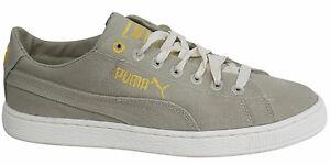 Puma biodegradabili Lacci Da Uomo Tessile Grey Scarpe da ginnastica giallo 354114 01 U109