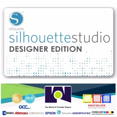 Silhouette Of America Silhouette Studio Designer Edition Upgrade Code