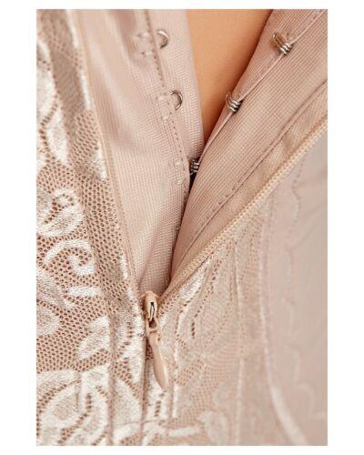 Zipper Firm Full Body Waist ladies Cincher Underbust Suit Control Shaper Corset