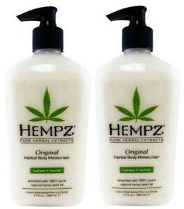 2-Hempz-Herbal-Original-Moisturizer-amp-After-Tan-Tanning-Lotion-17-oz
