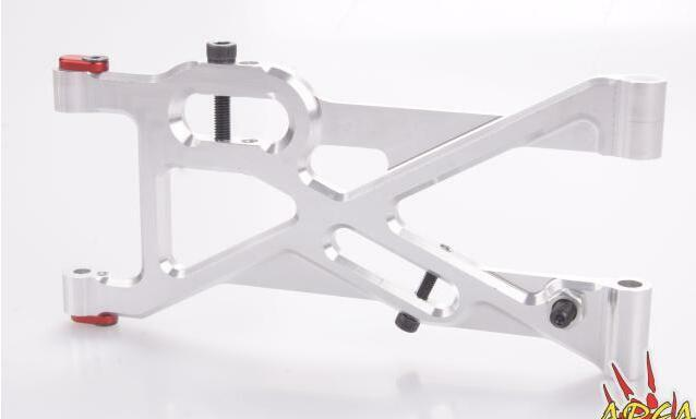 Area tuttioy CNC davanti suspension suspension suspension arm for MCD RR5 e XS-5 Rovan F5 1 5 rc auto a1adde