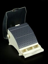 Dental Bur Block Holder Station With Pull Out Drawer Holds 142 Burs