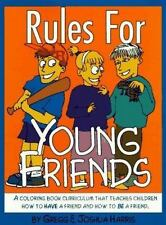 Rules for Young Friends Gregg Harris, Joshua Harris Paperback