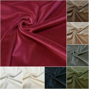 Dettagli su Tessuto velluto velvet arredamento tendaggi la vendita è riferita a cm. 50 x 300