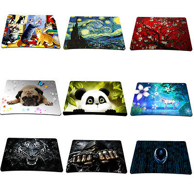Cool Cat Anti-Slip Mouse Pad Mice Pad Mat Mousepad For Optical Laser Mouse