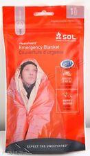 SOL Heatsheets 1-Person Emergency Survival Blanket by Adventure Medical Kits