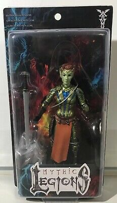 Four Horsemen Mythic Legions Advent of Decay MYRIA GOLDENBRANCH Figure In Stock