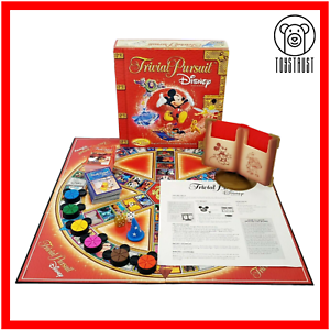 Trivial-Pursuit-Board-Game-Disney-Pixar-Special-Red-Edition-Hasbro-Family-Trivia