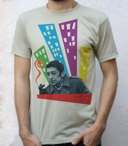 Serge-Gainsbourg-T-shirt-Design