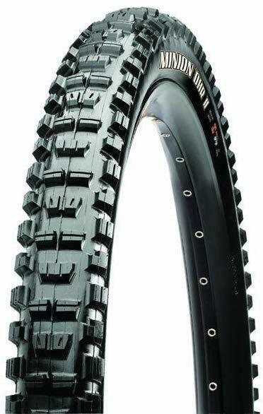 Maxxis Minion DHF 29x2.5 EXO TR WT and DHR II 29x2.3 TR Tires Pair 29er