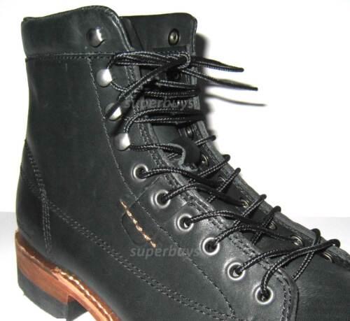 """120cm Long Black Hiking Trekking Shoe Work Boot Laces Trek Hike 4//6 Eyelets 48/"""""""