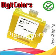 VividColors replacement Compatible cartridge For Canon W8400 BCI1421 Photo Cyan