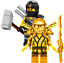 Lego-Ninjago-Minifiguren-Sets-Zane-Cole-Nya-Kai-Jay-GOLDEN-DRAGON-LLOYD-Minifigs Indexbild 17