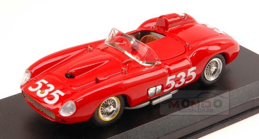 Ferrari 315 S  535 Winner Mille Miglia 1957 P.Taruffi 1 43 Art Model ART147