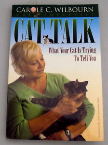 034-Cat-Talk-034-book-by-C-Wilbourn-Cat-Therapy-What-Your-Cat-Is-Trying-To-Tell-You