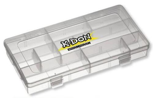 Cormoran K-Don Gerätebox 1006 Geräteschachtel Angelbox Angelschachtel
