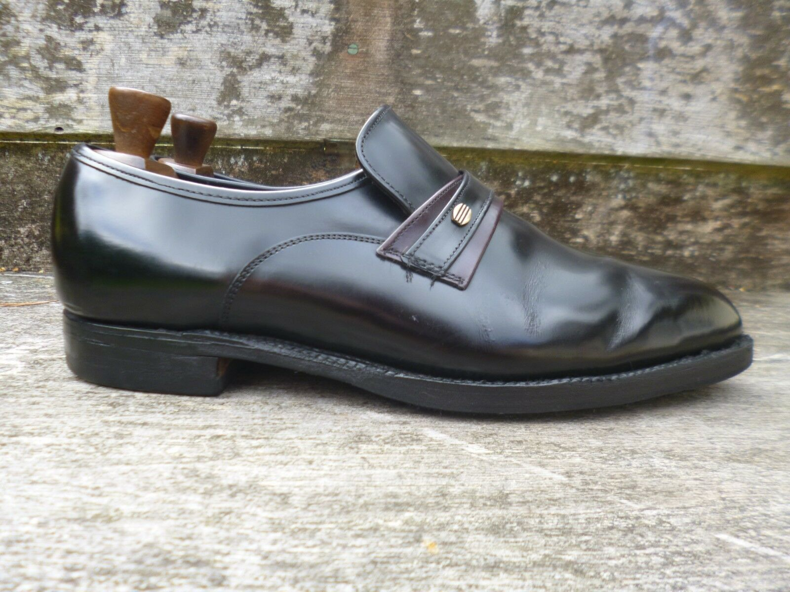 CHEANEY / CHURCH LOAFERS 8.5 – BLACK – UK 8.5 LOAFERS – WHITBY - EXCELLENT CONDITION 2d65d7