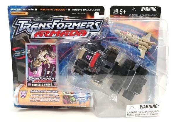 Transformers Armada Nemesis Nemesis Nemesis Prime MOC f4972f