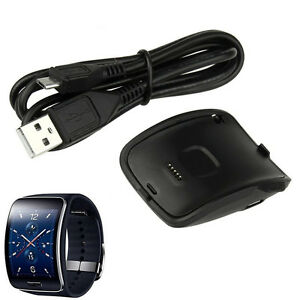 Smart-Watch-Dock-Charger-Cradle-For-Samsung-Galaxy-Gear-S-Smart-Watch-SM-R750-HG