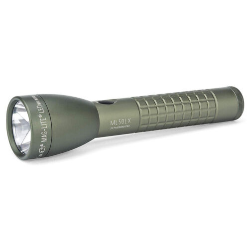 MagLite® ML50LX-S2CC6 LED Flashlight with Action Based Modes /& Aggressive Knurle