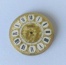 ETA 2512 Swiss Made Dial 26mm Approx Ernest Borel