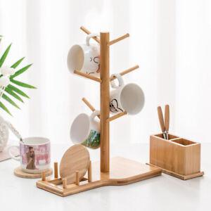 Cup-Rack-Tree-Mug-Dry-Set-Home-Kitchen-Coffee-Holder-Stand-Storage