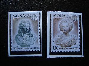 Monaco-Stamp-Yvert-and-Tellier-N-957-958-N-A22-Stamp