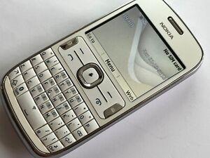 Nokia Asha 302-Weiß (entsperrt) Handy