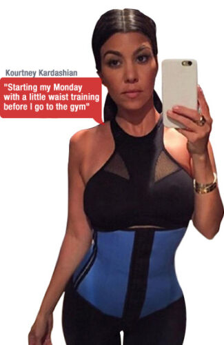 Colombian Waist Trainers Exercise SPORT Strong Compression Agressive Latex 2023