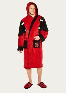 Bath robe Captain America Dressing Gown Mens bathrobe civil war infinity wars