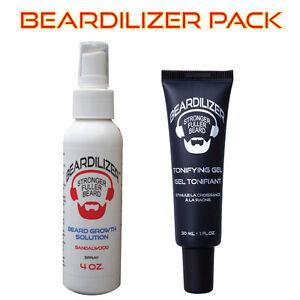 Beardilizer-ValuePack-Spray-Tonifying-Gel