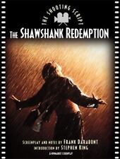 Shooting Script: The Shawshank Redemption by Frank Darabont and Stephen King (2004, Paperback, Anniversary)
