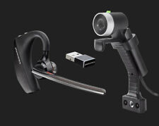 Poly Work From Home Kit 217912 99 Plantronics Voyager 5200uc And Camera Ib0150
