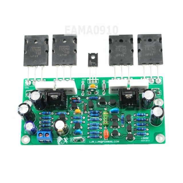 Bass Gun L20SE Toshiba A1943 C5200 200W 8R Mono Assembled Amplifier Board
