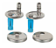 miniatura 6 - Asiento de Wc Para Villeroy & Boch Colani Azul Sorrento Nano Revestimiento