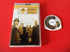 Snatch (UMD PSP) 50% off shipping on additional purchase